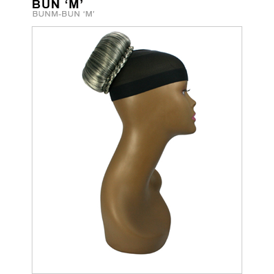 Unique's Kanekalon Bun M - BeautyGiant USA