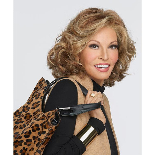 Brave the Wave - Lace Front Wig by Raquel Welch - BeautyGiant USA