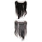 "VIP Collection Lace Frontal Brazilian Natural Curl 12"" Natural Black Virgin Hair - BeautyGiant USA"