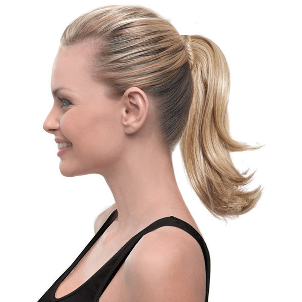 CLAW CLIP PONY WITH BRAID 10'' by Hairdo - BeautyGiant USA
