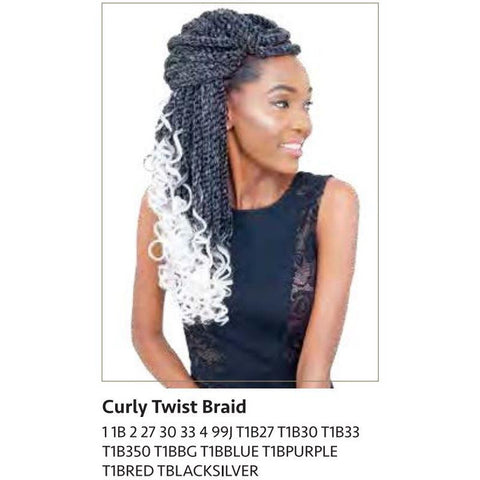 13c6a3f1ab02 Remy Human Hair Collections   Synthetic Hair Collections - Curly Twist