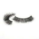 VIP Eyelashes - 3D Faux Mink Invisible Band - BeautyGiant USA