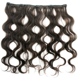 "Diamond Collection 3 Piece Set 18"" Clip-on / 100% Remy Human Hair - BeautyGiant USA"