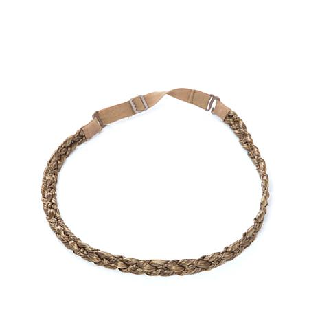 Double Braided Headband By HAIRUWEAR - BeautyGiant USA