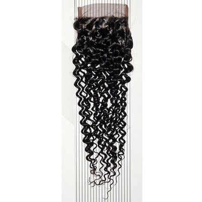 VIP Collection Eurasian Virgin Hair Closure - VIP Extensions - 1