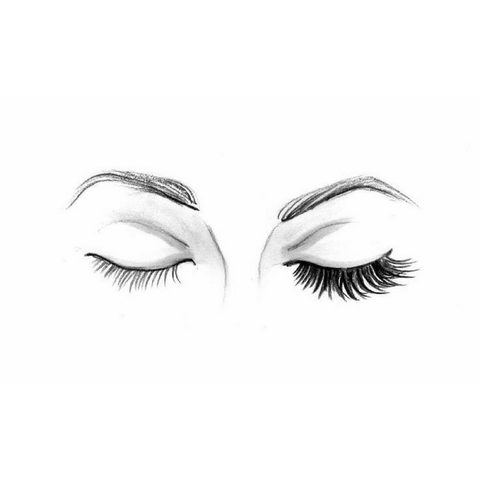 Eyelashes Extension - Natural Set