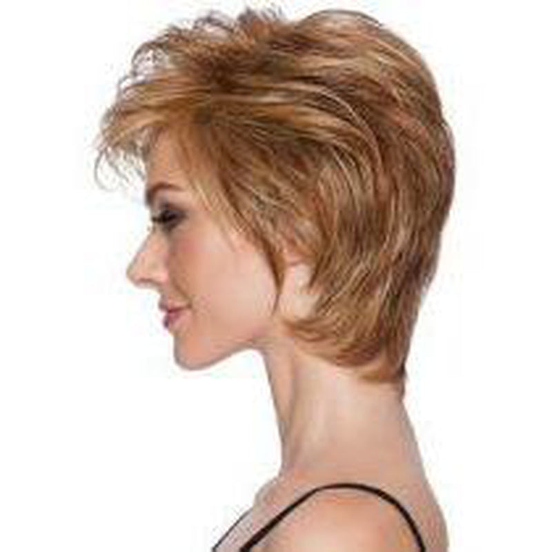 SHORT TAPERED CROP WIG By Hairdo