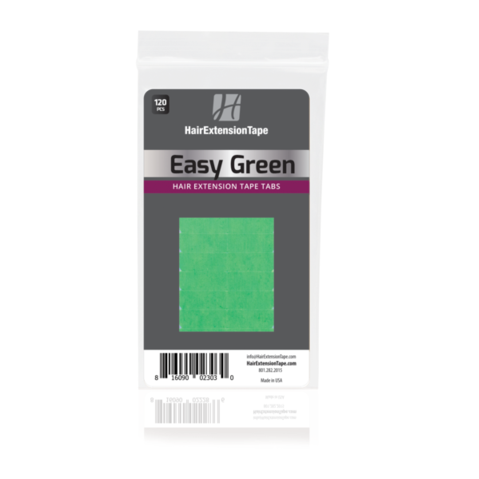 Walker Tape Easy Green Rolls and Tabs - BeautyGiant USA
