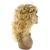 "Unique's 100% Human Hair Full Wig / Style ""K"" - VIP Extensions"