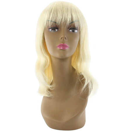"Unique's 100% Human Hair Full Wig / Style ""O"" - VIP Extensions"