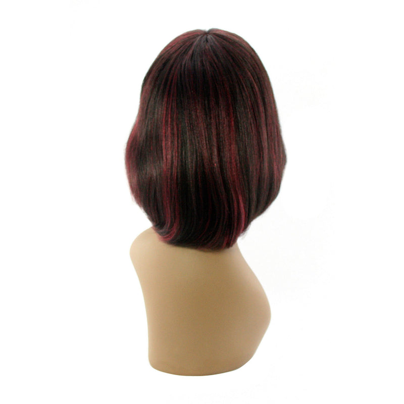 "Unique's 100% Human Hair Full Wig / Style ""Q"" - BeautyGiant USA"