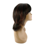 "Unique's 100% Human Hair Full Wig / Style ""X"" - VIP Extensions"