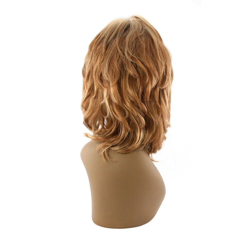 "Unique's 100% Human Hair Full Wig / Style ""A4"" - VIP Extensions"