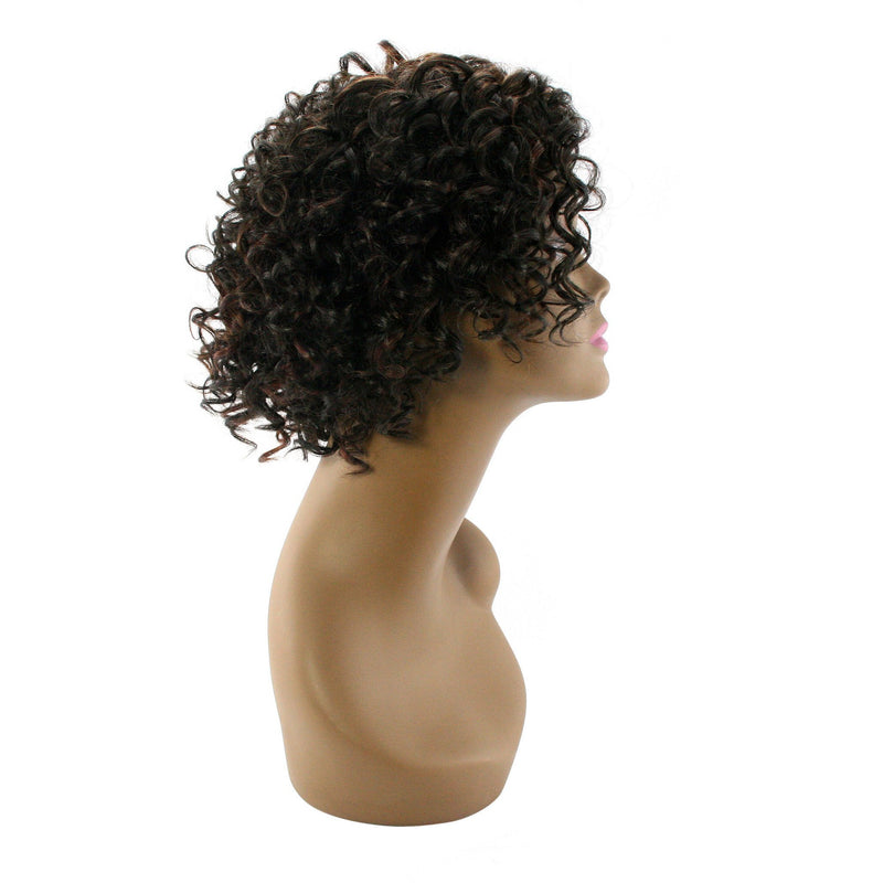 "Unique's 100% Human Hair Full Wig / Style ""A7"" - VIP Extensions"
