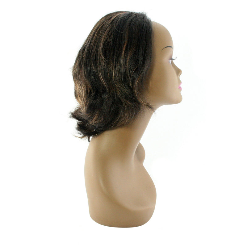 Unique's 100% Human Hair Half Wig /  Mrs. Argentina Style - BeautyGiant USA