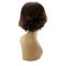 Unique's 100% Human Hair Half Wig / Mrs. BARBADOS Style - BeautyGiant USA
