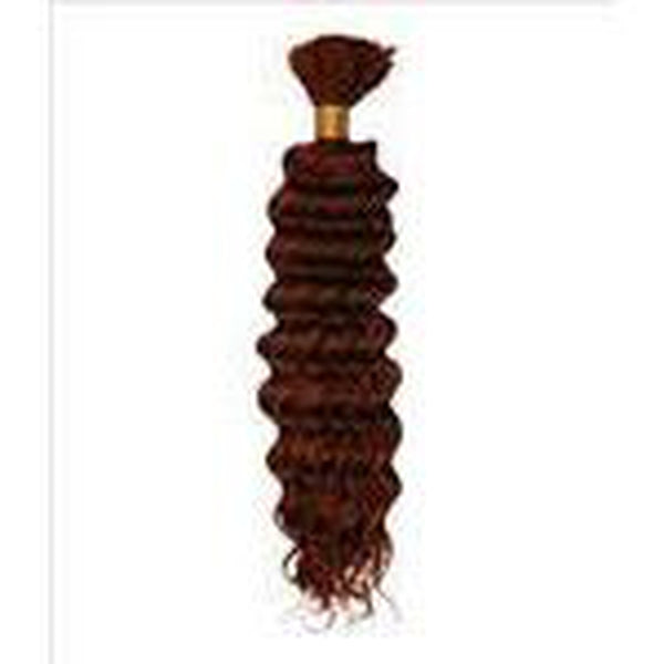 "Hush Collection Human Hair Blend - New Deep Bulk 18"" - BeautyGiant USA"