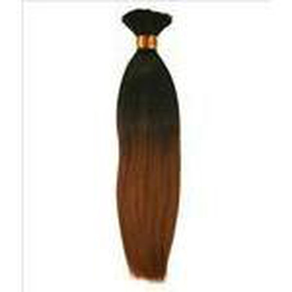 Hush Collection Human Hair Blend - Yaki Bulk - BeautyGiant USA
