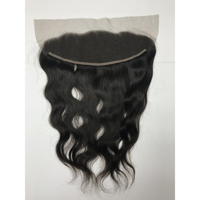 VIP Brazilian Virgin Hair 4 x 13 Lace Frontal Closure / Natural Curl - BeautyGiant USA
