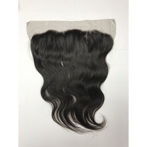 VIP Brazilian Virgin Hair 4 x 13 Lace Frontal Closure / Body Curl - VIP Extensions - 1