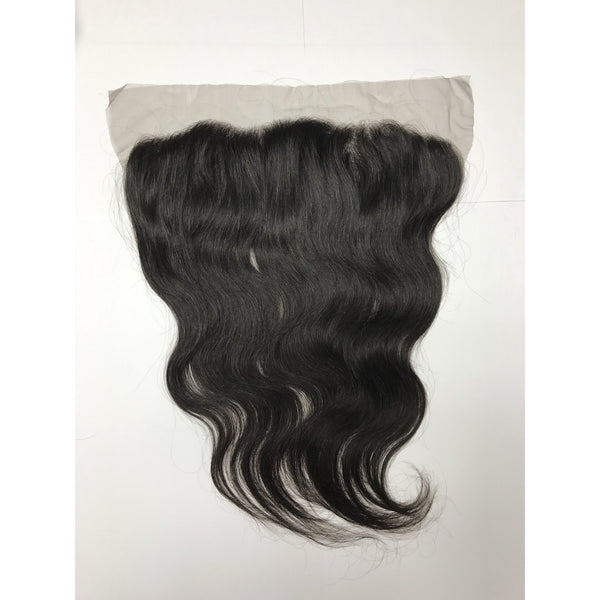 VIP Brazilian Virgin Hair 4 x 13 Lace Frontal Closure / Body Curl - BeautyGiant USA