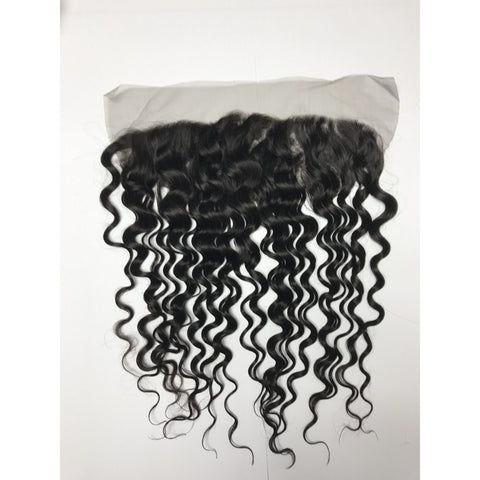 VIP Malaysian Virgin Hair 4 x 13 Lace Frontal Closure - VIP Extensions - 1