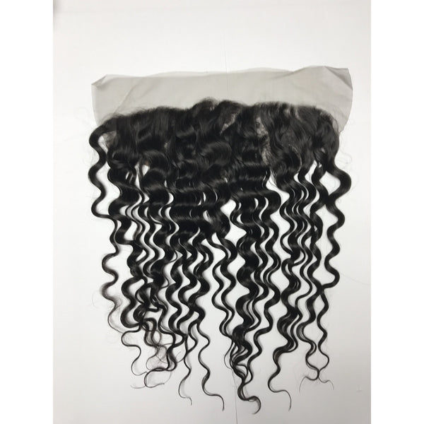 VIP Malaysian Virgin Hair 4 x 13 Lace Frontal Closure - BeautyGiant USA