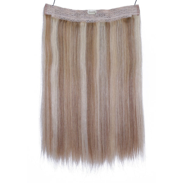 "BandX Halo Silky Straight 18"" with Clip - BeautyGiant USA"