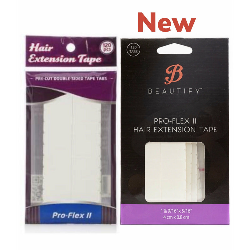 Walker Tape- Beautify Pro Flex II (Tabs and Rolls)