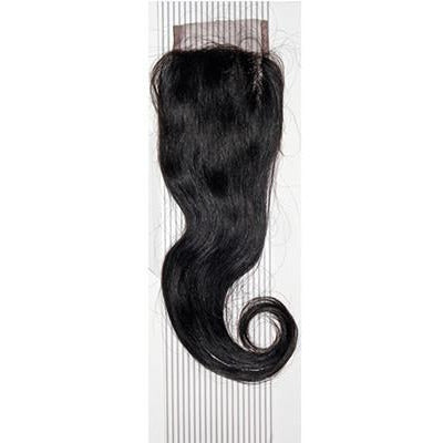VIP Collection Indian Virgin Hair Closure - VIP Extensions - 1