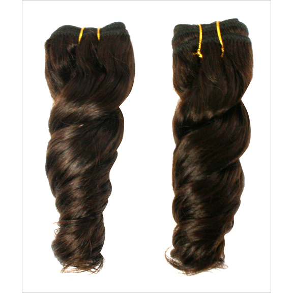 Unique's Human Hair Loose Twist 8 Inch - VIP Extensions