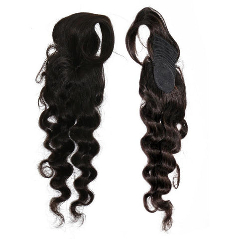 "VIP Collection Perfect Closure Bang Malaysian Curl 12"" Virgin Hair - VIP Extensions"