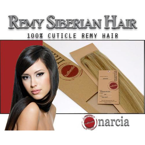 "Narcia Remy Siberian Weft - 16"" - VIP Extensions"