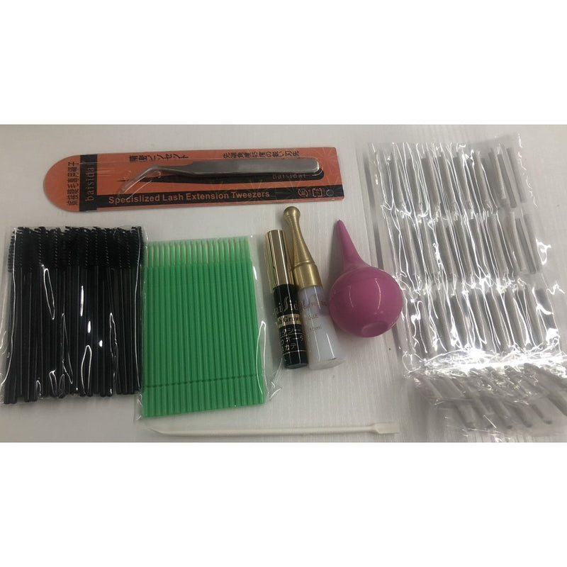 VIP Lashes Curling Perming Kit - BeautyGiant USA