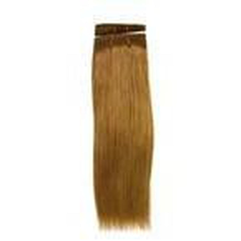 Unique Hair Silky Straight Weave 16 inch - BeautyGiant USA
