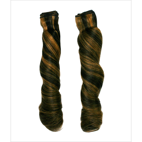 Unique Human Hair Silky Yaki Body Twist 8 Inch - VIP Extensions - 1