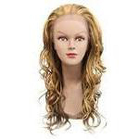 VIP Heat Resistant Synthetic Lace Front Wig 22' Long (VFL2014) - VIP Extensions