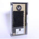 VIP Eyelashes - Faux Mink Lash Extension 12 Lines 0.07mm D Curl
