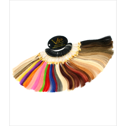 VIP Human Hair Color Ring - VIP Extensions