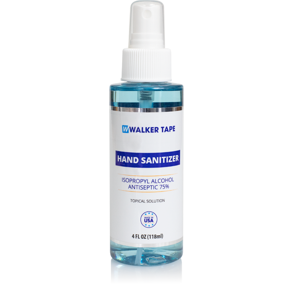 Walker Tape Hand  Sanitizer 4 oz