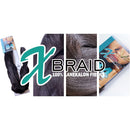 X Braid - 100% Kanekalon Fibers - BeautyGiant USA