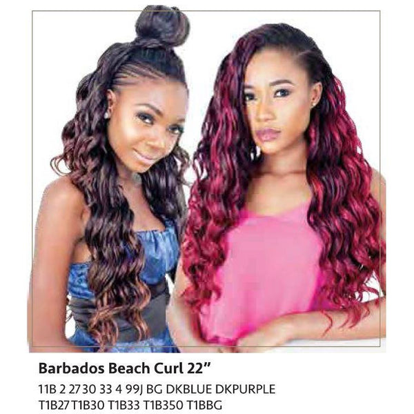 "Linda Braid - Barbados Beach Wave 22"" - BeautyGiant USA"