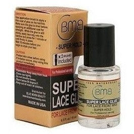BMB Super Lace Glue  0.5oz with brush - BeautyGiant USA