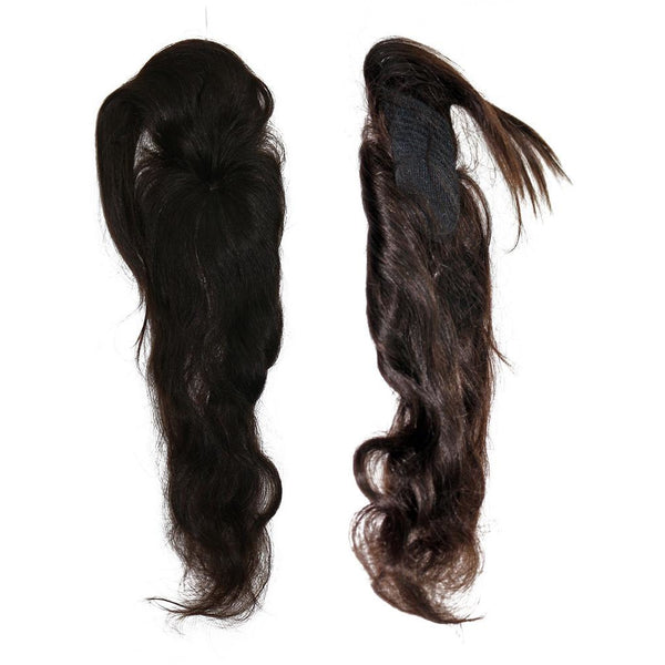 "VIP Collection Perfect Closure Bang Brazilian Body Curl 12"" Virgin Hair - BeautyGiant USA"