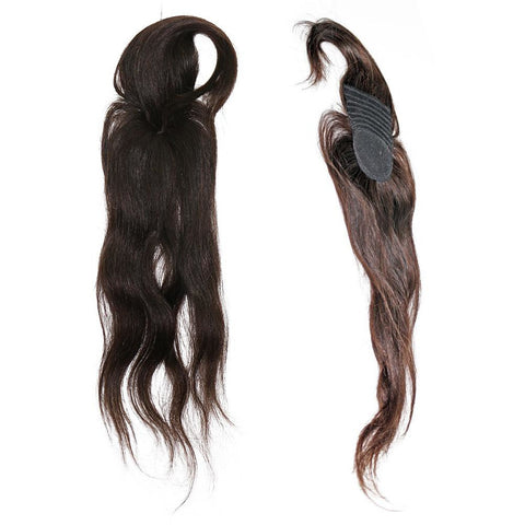 "VIP Collection Perfect Closure Bang Brazilian Natural Curl 12"" Virgin Hair - VIP Extensions"