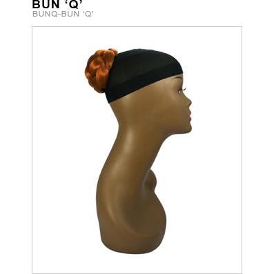 Unique's Kanekalon Bun Q - BeautyGiant USA