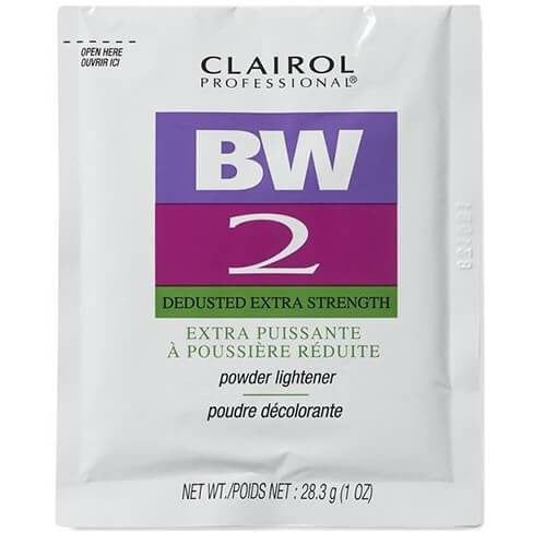 BW2 Powder Bleach Packette