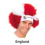 Official Fifa Soccer Afro Wig - BeautyGiant USA