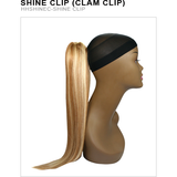 Unique's Human Hair Shine Clip - VIP Extensions