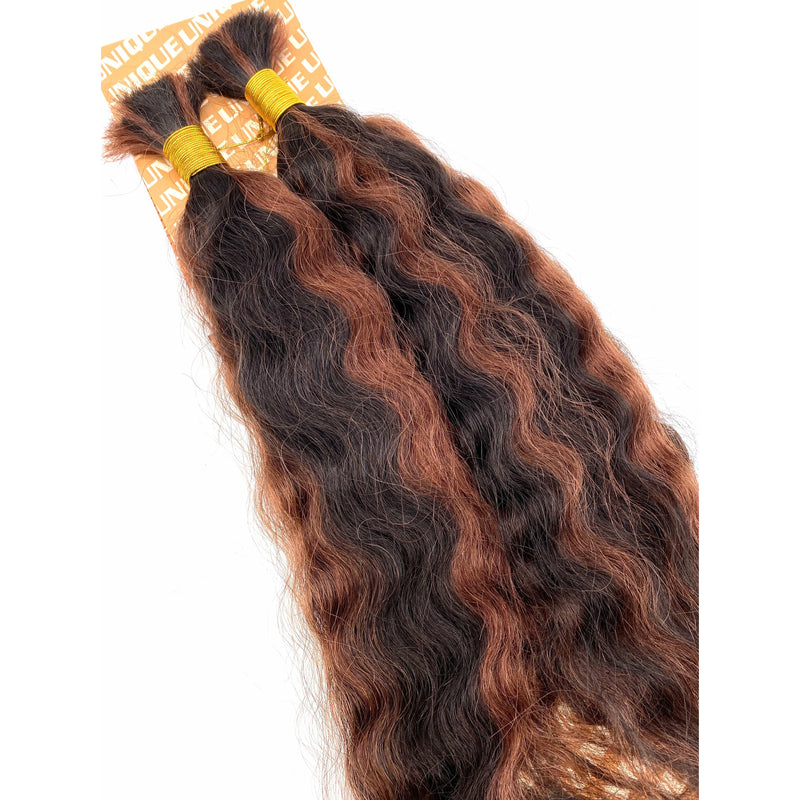 Unique's Super Bulk / 100% Human Hair